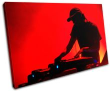 Turntables DJ Club - 13-1816(00B)-SG32-LO